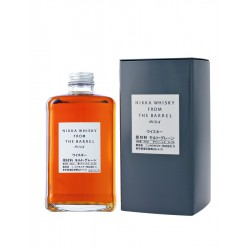 Nikka, from the barrel 51.4°