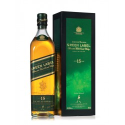 Johnnie Walker Green Label 15 ans 43°