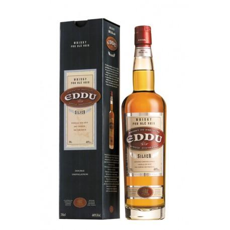 eddu silver 40 whisky pas cher. Black Bedroom Furniture Sets. Home Design Ideas