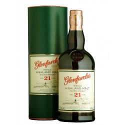 Glenfarclas 21 ans 43°