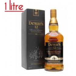 Dewar's 12 ans 1 litre 40°