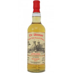 """Bowmore 2003 """"The Ultimate"""" 46°"""