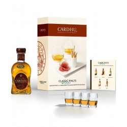 Coffret Cardhu 12 ans Classic Malt & Food 40°