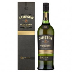 Jameson  Select Reserve 40°