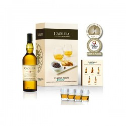 Coffret Caol Ila 12ans 43° Classic Malt & Food