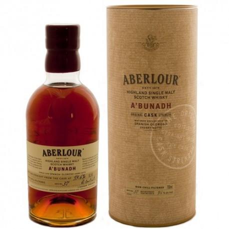 Aberlour A'bunadh 59.7°