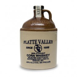 Platte Valley Corn Whiskey 40°