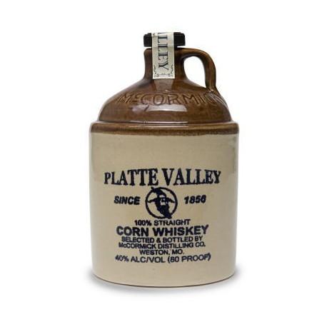 Platte Valley Corn Whiskey 40°