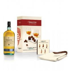 Coffret Singleton of Dufftown 12 ans, 40° Classic Malt & Food