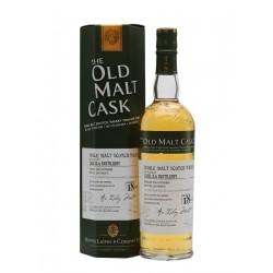Old malt Cask Caol Ila 18 ans 50°