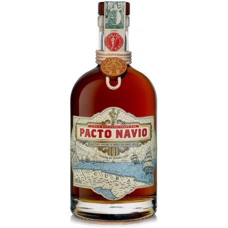 Pacto Navio40°