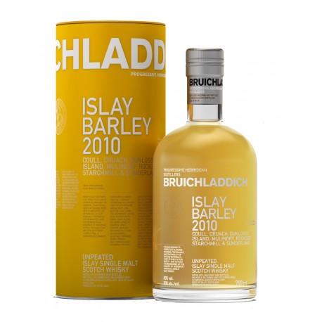 Bruichladdich Islay Barley 2010, 50°