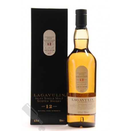 Lagavulin 12 ans Special Release 56.4°
