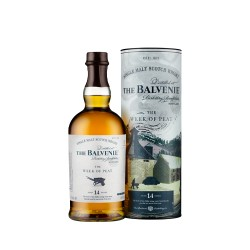 The Balvenie 14 Ans The Week Of the Peat 48.3°